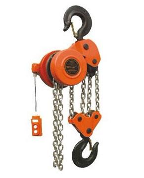 环链电动葫芦